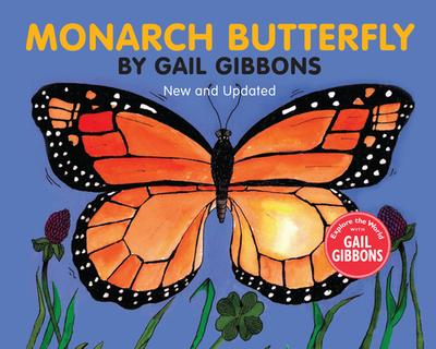Monarch Butterfly - Gibbons, Gail