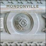 Mondonville: Pi�ces de clavecin avec voix ou violon, Op. 5