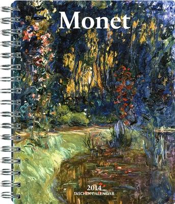 Monet 2014 (Taschen Spiral Diaries) - Taschen