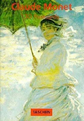 Monet Postcard Book - Monet, Claude