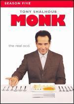 Monk: Season Five [4 Discs]