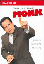 Monk: Season Six [4 Discs]