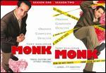Monk: Seasons One & Two [8 Discs]