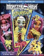 Monster High: Electrified [Includes Digital Copy] [Blu-ray/DVD] [2 Discs]