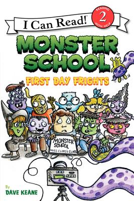 Monster School: First Day Frights -