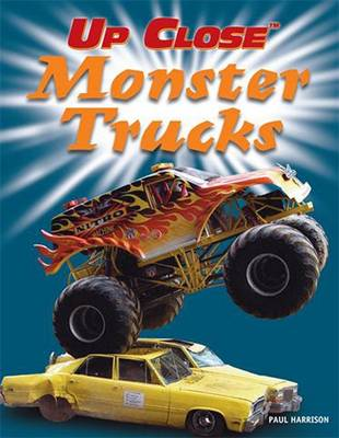 Monster Trucks - Harrison, Paul