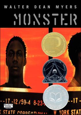 Monster - Myers, Walter Dean