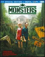 Monsters [Blu-ray] [Includes Digital Copy] - Gareth Edwards