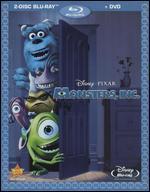Monsters, Inc. [2 Discs] [Blu-ray/DVD]