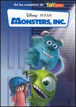 Monsters, Inc. [Spanish] [2 Discs]