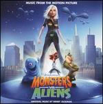 Monsters vs. Aliens [Music from the Motion Picture] - Henry Jackman