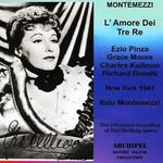 Montemezzi: L'Amore Dei Tre Re (moore, Grace)