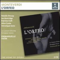 Monteverdi: L'Orfeo - Alice Coote (vocals); Carolyn Sampson (vocals); Christopher Maltman (vocals); Emmanuelle Haïm (harpsichord);...