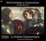 Monteverdi & Marazzoli: Combattimenti!