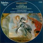 Monteverdi: Second Vespers for the Feast of Santa Barbara