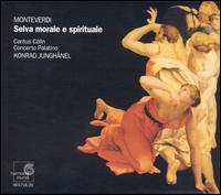 Monteverdi: Selva morale e spirituale - Alexander Weimann (organ); Cantus Cölln; Carsten Lohff (harpsichord); Christine Moran (violin);...