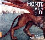 Monteverdi: Vespro solenni per la Festa di San Marco