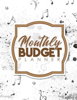Monthly Budget Planner: Bill Checklist, Financial Planner, Bills Due Planner, Monthly Bill Payment Log Sheets - Publishing, Rogue Plus