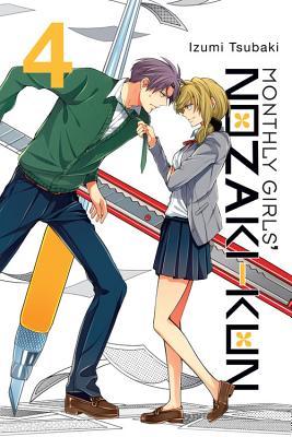 Monthly Girls' Nozaki-Kun, Vol. 4 - Tsubaki, Izumi