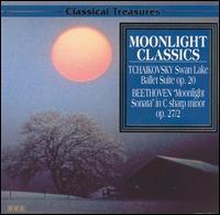 Moonlight Classics - Bell' Arte Trio; Isabel Mourao (piano); Josef Bulva (piano); Peter Schmalfuss (piano)