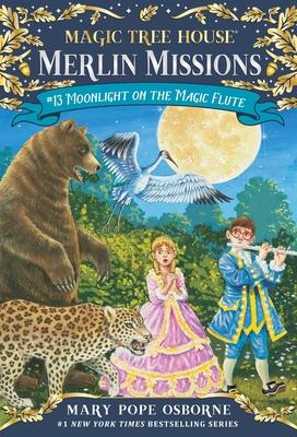 Moonlight on the Magic Flute - Osborne, Mary Pope