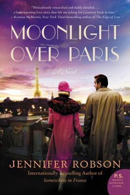 Moonlight Over Paris - Robson, Jennifer