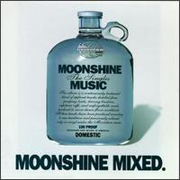 Moonshine Mixed - Various Artists