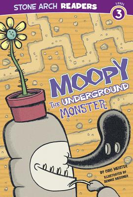 Moopy the Underground Monster - Meister, Cari
