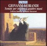 Morandi: Sonate per organo a Quattro mani