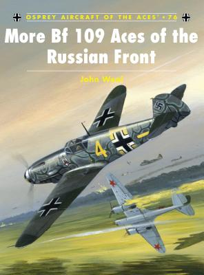 More Bf 109 Aces of the Russian Front -