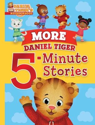 More Daniel Tiger 5-Minute Stories - Various