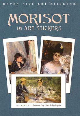 Morisot: 16 Art Stickers - Morisot, Berthe