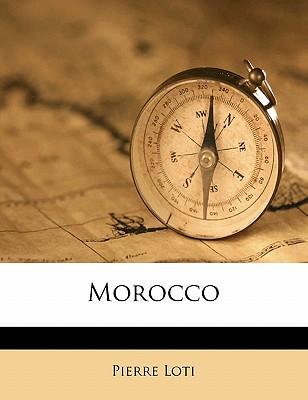 Morocco - Loti, Pierre, Professor