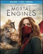 Mortal Engines [Includes Digital Copy] [Blu-ray/DVD]