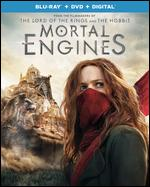 Mortal Engines [Includes Digital Copy] [Blu-ray/DVD] - Christian Rivers