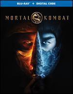 Mortal Kombat [Includes Digital Copy] [Blu-ray]