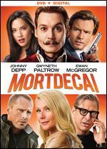 Mortdecai - David Koepp