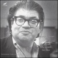 Morton Feldman: Trio - Aki Takahashi (piano); Marc Sabat (violin); Rohan de Saram (cello)