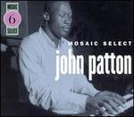 Mosaic Select: Big John Patton