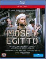 Mose in Egitto [Blu-ray]