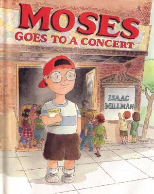 Moses Goes to a Concert -