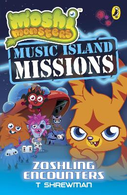 Moshi Monsters: Music Island Missions: Zoshling Encounters -