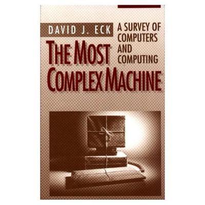 Most Complex Machine - Eck, David