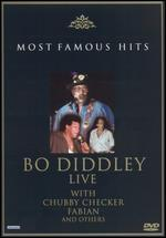 Most Famous Hits: Bo Diddley Live - With Chubby Checker, Fabian and Others