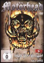 Motorhead: Attack in Switzerland - Live -