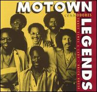 Motown Legends: Three Times a Lady - Commodores