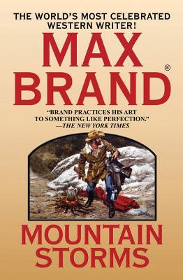 Mountain Storms - Brand, Max