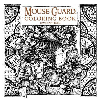 Mouse Guard: Coloring Book - Petersen, David