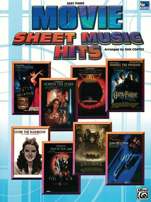 Movie Sheet Music Hits - Coates, Dan (Composer), and Various