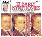 Mozart: 17 Early Symphonies (Box Set)